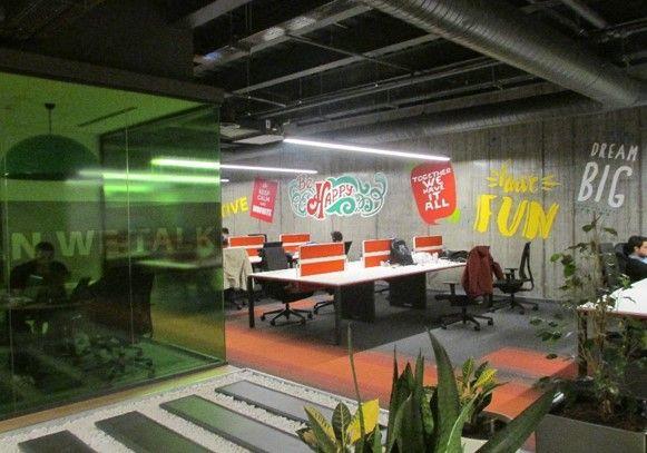 Nasz inkubator innowacyjności w Turcji.