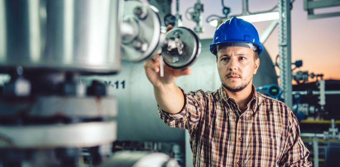 Intelligent storage of hazardous materials