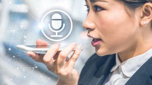 Voice control for storage of hazardous materials.