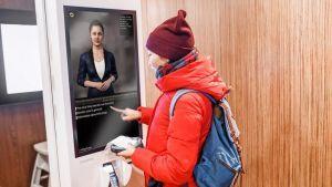 Kia Mia, ein digitaler Mensch, ist ein Beispiel dafür, wie Technologie das Kundenerlebnis verändert.