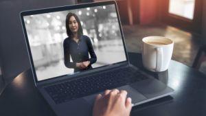 Kia Mia, ein digitaler Mensch, ist ein Beispiel dafür, wie Technologie das Kundenerlebnis verändern soll.
