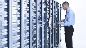 SAP systems can safely be outsourced and stored in data centers of external service providers.