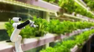 Technology is helping the food production industry face challenges of a growing, changing planet.