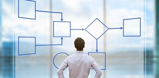Optimized business processes help to smooth digital transformation