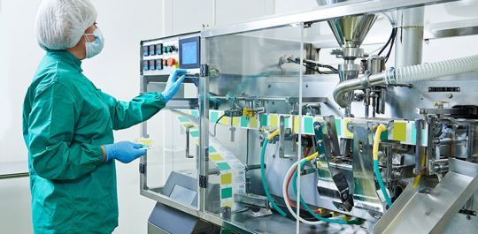 digital transformation for the chemical industry