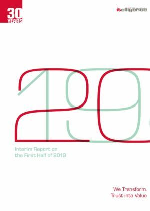 2019 Yarı Yıl Faaliyet Raporu