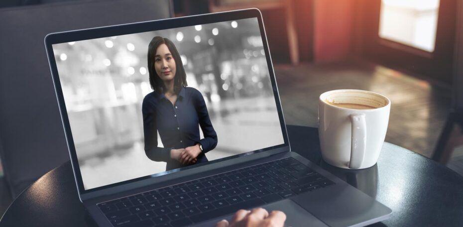 Verbessern Sie Ihren Kundenservice durch den Einsatz von digitalen Menschen und Conversational AI.