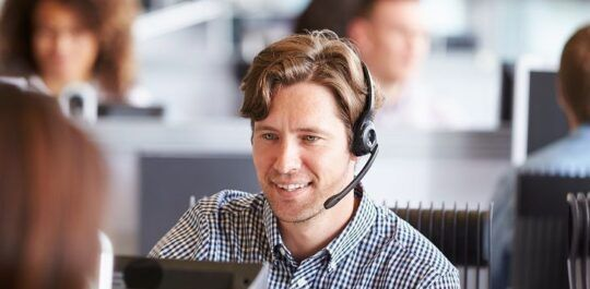 contact center operative   SAP Service Cloud