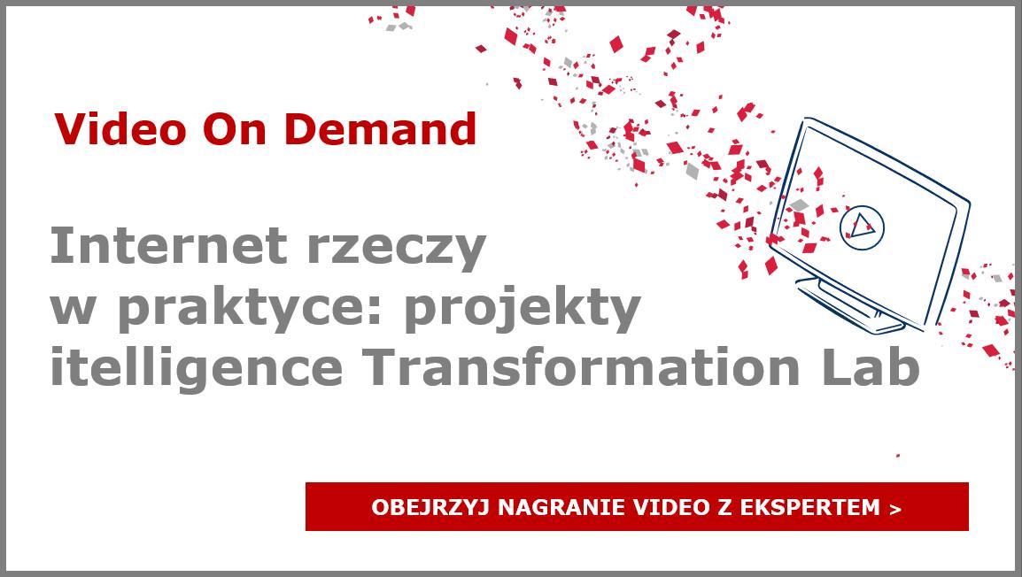 cyfrowa transformacja - iot