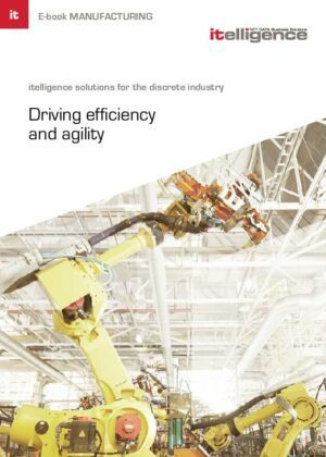 Jak se vypořádat s dnešní výzvou ve výrobě – e-kniha od společnosti NTT DATA Business Solutions