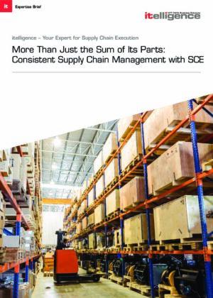 Ide o viac ako len súhrn jeho častí - ako zabezpečiť konzistentné SCM pokiaľ ide o realizáciu dodávateľského reťazca