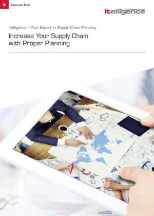 Desafíe los retos a la hora de planificar y gestionar globalmente las cadenas de suministro