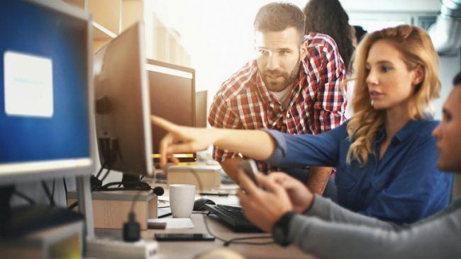 Fachbereich IT, Software IT-Abteilung, IT-Trainings