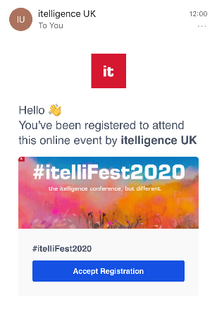 #itelliFest2020 registration image