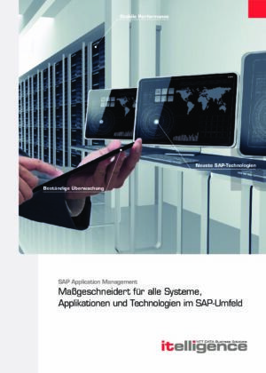 Broschüre   Applicaton Management