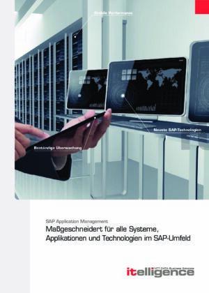Broschüre | Applicaton Management