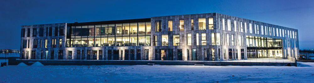 Foss Analytics office building
