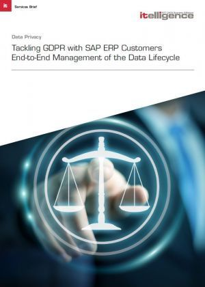 GDPR compliant with NTT DATA Business Solutions