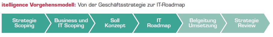 Grafik IT-Strategieberatung