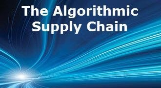 AlgoSupply Chain Futuristic Illustration