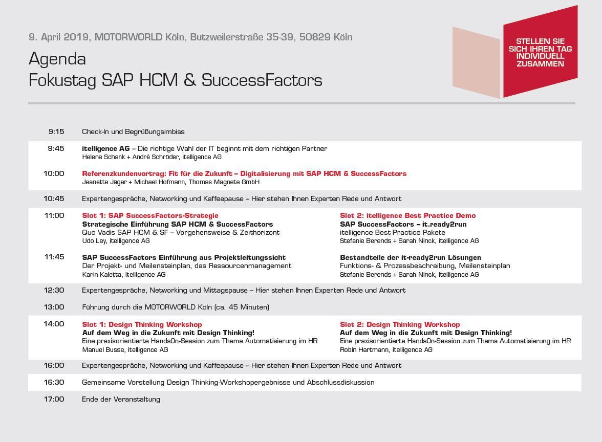 SAP HCM & SuccessFactors