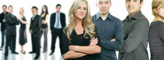 GDPR Compliance Image of Diverse Workforce