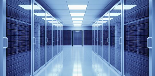 Cloud and IT Security Data Center