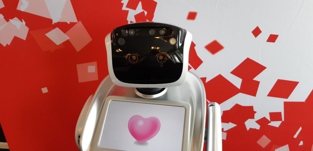 Learn more about service robot Pernille who works in the NTT DATA Business Solutions office in Denmark.