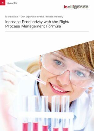 Как обеспечить нормативно-правовое соответствие и стимулировать динамичный рост производственной химической компании.