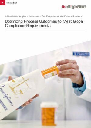 Vous souhaitez trouver la bonne formule pour répondre aux défis de l'industrie pharmaceutique ?