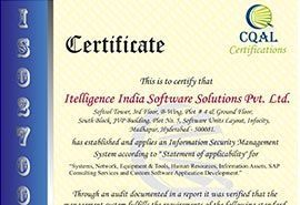 NTT DATA Business Solutions is now ISO 27001:2013 Certified