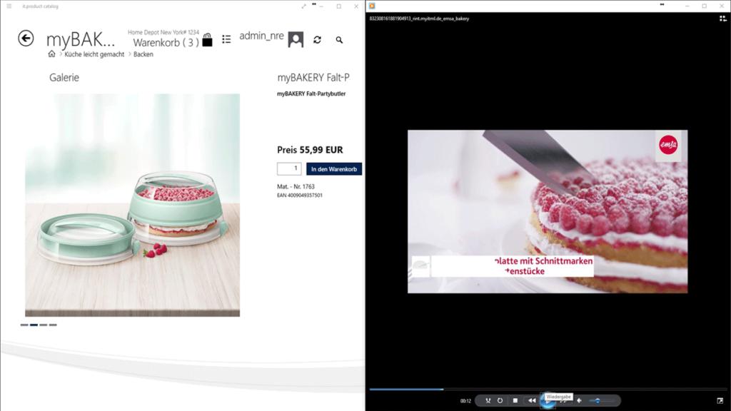 Mit it.product catalog halten Sie überzeugende Kundenpräsentation