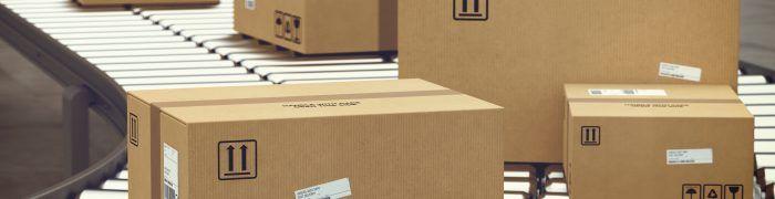 pakowanie, wysyłka i monitorowanie paczek
