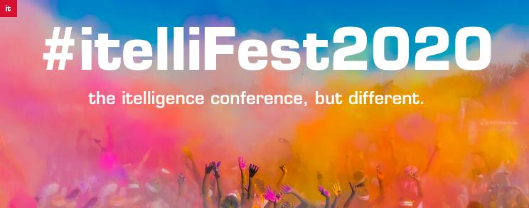 itelliFest2020 banner
