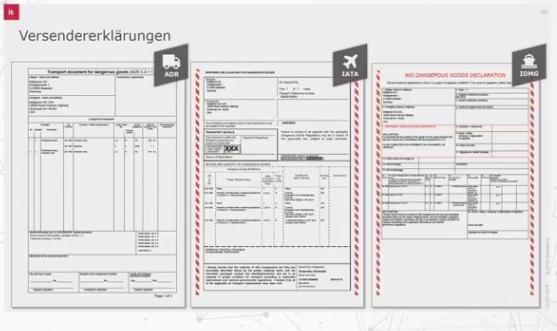 itelligence Blog: Logistik 4.0: Risiken minimieren, Prozesse optimieren – Gefahrgutversand mit it.x-press