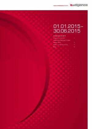 Halbjahresbericht 2015
