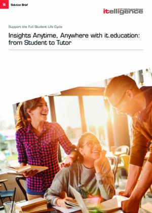 Insights Anytime, Anywhere with it.education: from Student to Tutor
