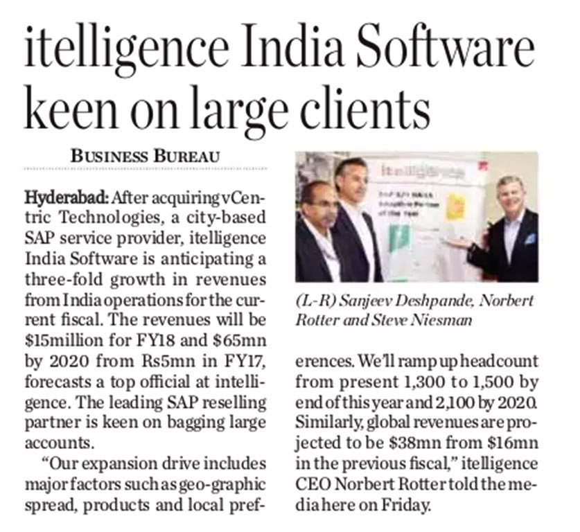 NTT DATA Business Solutions-keen-on-large-clients