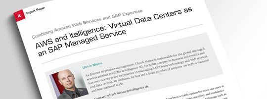 itelligence AWS expert paper image