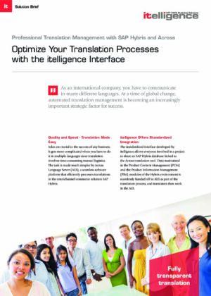 Stojíte před výzvou, jak dosáhnout solidních prodejních výsledků v mezinárodním obchodním prostředí s mnoha cizími jazyky?