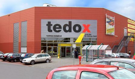 tedox building storefront