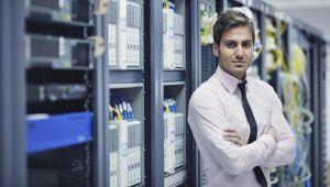 Managed Cloud Services vom vertrauenswürdigen Provider: In den Rechenzentren von itelligence sind Ihre Daten sicher und hochverfügbar.