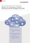 Una mirada profunda de cómo Cloud ERP permite a los fabricantes dominar los desafíos de la fabricación moderna.