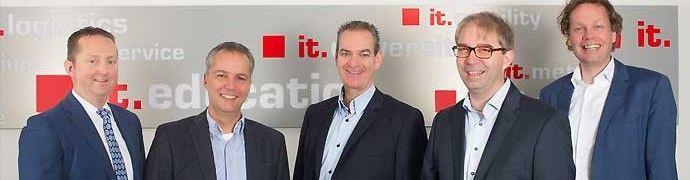 Managementteam itelligence Benelux