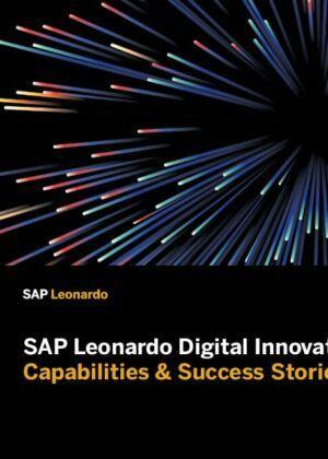 Inovácie pre digitálnu výrobu - SAP Leonardo Live