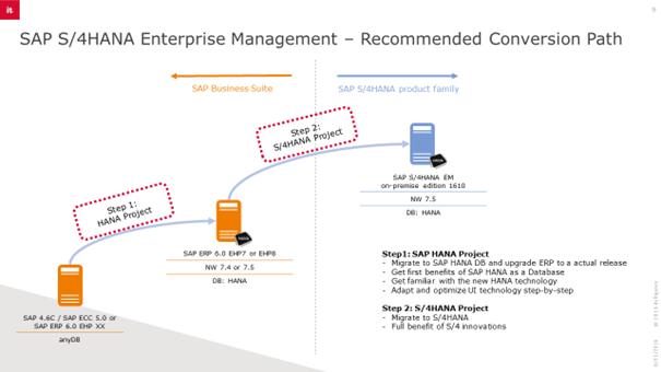 grafik sap s/4hana enterprise management