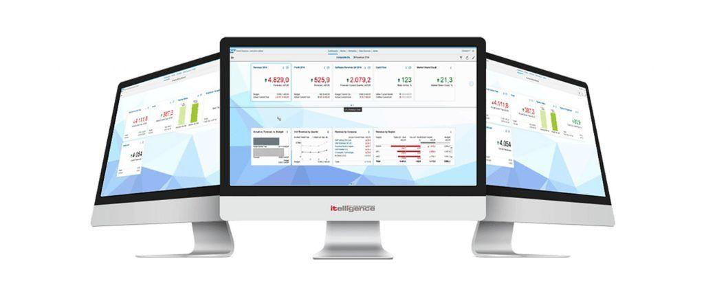 SAP S/4HANA proporciona una experiencia de usuario mejorada en toda su organización.