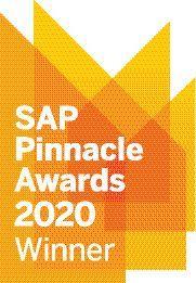 itelligence 2020 SAP Pinnacle Award Winner