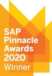 itelligence won an SAP Pinnacle Award in 2020.