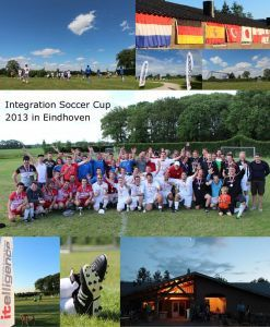 NTT DATA Business Solutions SoccerCup 2016